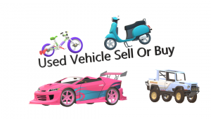 old used vehicle sell buy