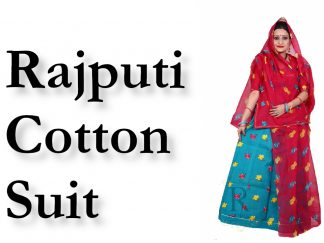 RAJPUTI COTTON SUIT