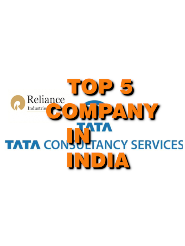 Top 5 Company In India Best 5 Company In India